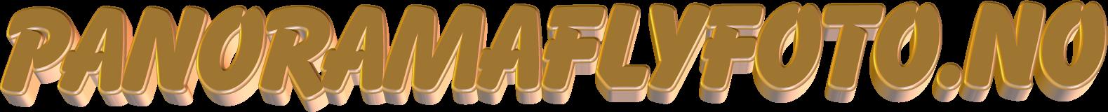 panoramaflyfoto.no Logo